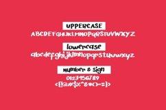 Arigato Handwritten Font Product Image 6