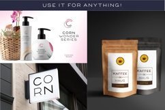 Corn Family - A clean headline family with 14 Styles Product Image 4