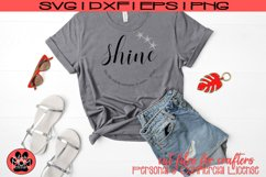 Shine Like the Universe is Yours - Distressed/Smooth - Rumi Product Image 3