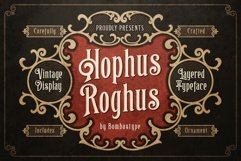 Hophus Roghus - Layered & Ornaments Product Image 1