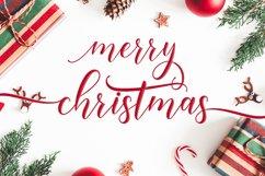 Happy Christmas Script | WEB FONT Product Image 3