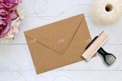 Rubber Stamp & Envelope Mockup Product Image 3