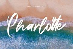 Web Font Charlotte - Script Fonts Product Image 1