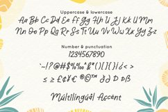 Olivia Bloom - Summer Font Product Image 5