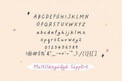 Sunday Sunday - Handwritten Font Family Product Image 6