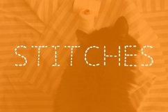 STITCHES FONT Product Image 1