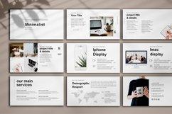 Minimal Presentation, PowerPoint Product Image 4