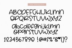 Cinnamon - A Fun & Quirky Font Product Image 6