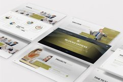 Blocks Offices Keynote Template Product Image 3
