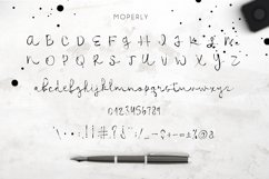 Moperly Script Product Image 4