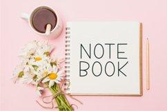 Love Paper - Cute Handwritten Display Product Image 5