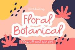 Floral Botanical Product Image 1