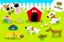 Dogs Clipart Product Image 1