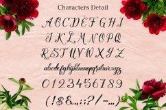Web Font Lovely Kenzie Typeface Product Image 5
