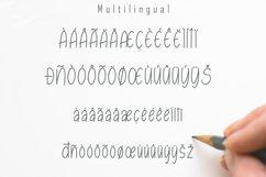 Esmonthy - Monoline Font Product Image 6