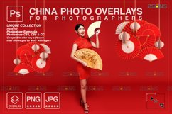 Lunar New Year photo overlay China png Product Image 1