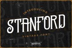 Stanford - Vintage Font Product Image 1