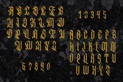 Oropitem Typeface Product Image 4