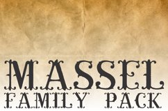 Massel Family PACK Product Image 1