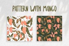 Pattern with mango Product Image 1