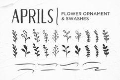 Aprils Sans Handdrawn Font Product Image 6