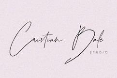 Juliette - Stylish Handwritten Signature Font Product Image 2