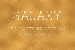 Galaxy handwritten font in ttf, otf Product Image 2