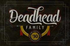 Deadhead Typeface Family Product Image 1