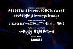 Serina - Bold & Handdraw Font Product Image 4