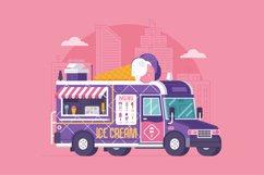 Street Food Trucks and Vans Product Image 2
