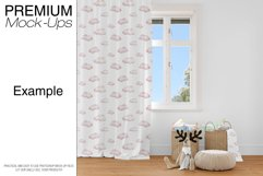 Kids Room - Curtain Pillows Wall Product Image 4