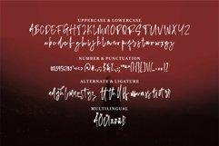 Web Font Magcell - A Stylish Signature Font Product Image 2