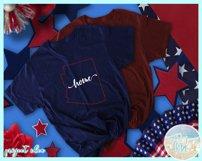 Arizona USA American Police Flag Patriotic Back The Blue SVG Product Image 3