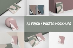 A6 FLYER / POSTER MOCKUPS Product Image 1