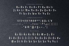 Web Font Needle Master Display Font Product Image 4