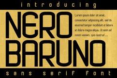 Nero Baruno Product Image 1
