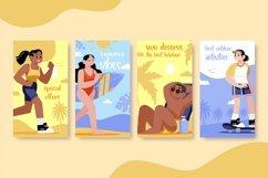 Web Font Blistering Heat - Summer Kids Font Product Image 2
