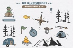 Mountain Journey - a Fun Font Duo Product Image 5