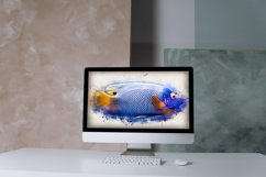Fish printables in 7 different formats 300 dpi Pack 07 Product Image 6