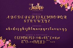 Jaiho Script (Duo Font) Product Image 6