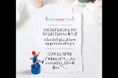 Kido-script handmade font Product Image 2