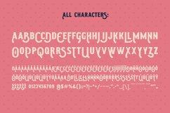 Shining Night font + bonus Product Image 4