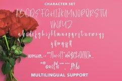 Web Font Feminism - Cute Handwritten Font Product Image 6