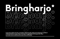 Web Font Gontano Product Image 2