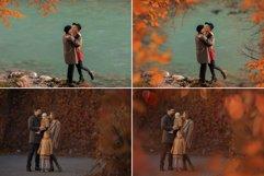 30 Autumn Painted Photo Overlays Product Image 5
