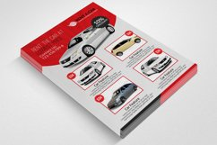 Rent A Car Flyer Templates Product Image 2