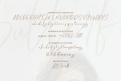 Butterfly - A Handwritten Signature Font Product Image 3