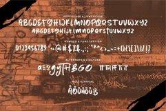Web Font Bilitey - A New Handwritten Brush Font Product Image 6