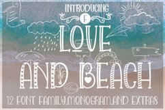 LOVE AND BEACH Product Image 3