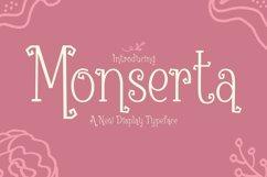 Web Font Monserta Product Image 1